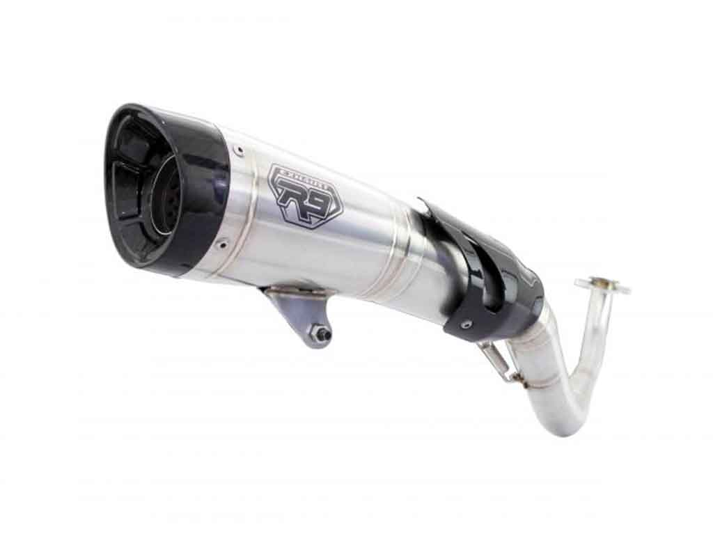 R9 New H2 Stainless Aerox155
