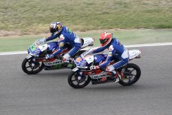 R9 Exhaust - Gresini Racing Team Moto3