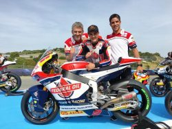 R9 Exhaust - Gresini Racing Team Moto2